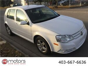 2009 VOLKSWAGEN GOLF CITY 5 SPEED DRIVES LIKE NEW INSPECTED