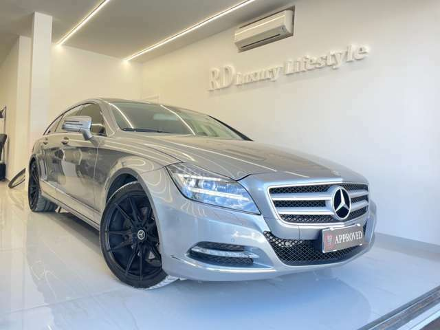 Mercedes-Benz CLS 250 CDI SW BlueEFFICIENCY Full optional
