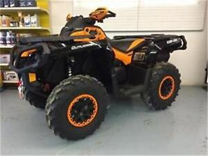 2015 CAN-AM 1000 XT-P 1 LEFT 3 YEAR WARRANTY