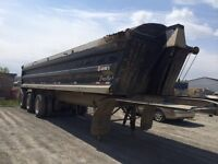 2001 Arne's End Dump, Used Gravel Trailer