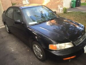 2000 Acura EL Sport Sedan $300 if it's gone by friday night