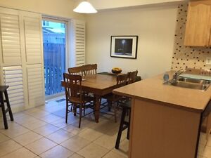 Single bedroom for short term rental.  Inclusive with parking