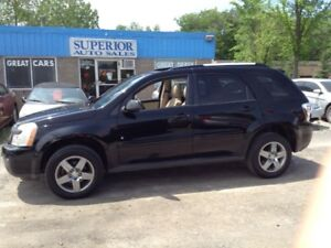 2008 Chevrolet Equinox LT Fully certified!