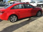 2015 Holden Cruze JH Series II MY16 Equipe Red 6 Speed Sports Automatic Sedan Currimundi Caloundra Area Preview