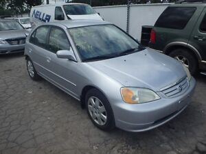 HONDA CIVIC (2001/2005/ PARTS PARTS PARTS ONLY)