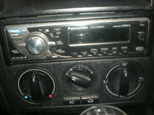 Panasonic Car Stereo With Remote