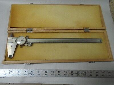 Machinist Tools Lathe Mill Machinist 12 Dial Caliper Gage Gauge