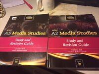 WJEC GCE Media Studies Text Books