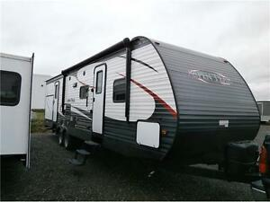 2016 DUTCHMEN ASPEN TRAIL 3010 BHDS! USED 3 TIMES! $26495!!