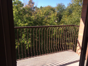 LARGE 2 BEDROOM APARTMENT WITH BALCONY ON SOUTH SIDE