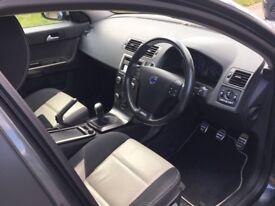 Volvo S40 1.6D R-Design, 136 BHP, 38k miles, FSH, 2 keys, non-smoker, MOT until May 2019