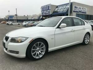 2011 BMW 3 Series 335d NAVI|LEATHER|SUNROOF|ALLOYS
