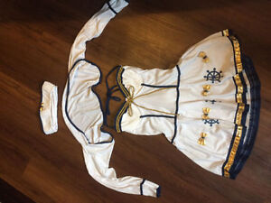 Women's sailor costume - medium
