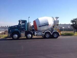 Hanson Concrete Truck and Contract Camden Camden Area Preview