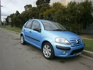 2006 Citroen C3 MY06 Exclusive Blue 5 Speed Manual Hatchback South Windsor Hawkesbury Area Preview