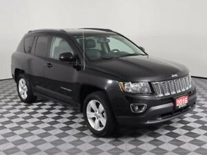 2016 Jeep Compass 4WD/FUEL EFFICIENT/LEATHER