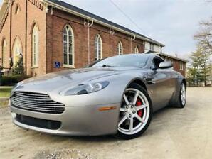 2008 Aston Martin Vantage V8 - No Accidents! Certified $45,999
