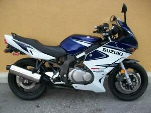 Suzuki GS 500F for sale. Great on insurance and great starter