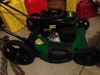 Offer very good gas lawnmower