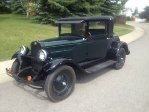 1928 Chevrolet AB National Coupe
