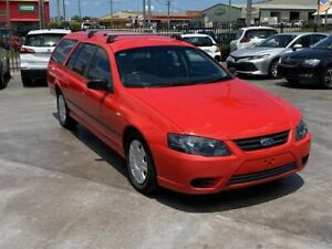 2006 Ford Falcon BF MkII XT Red 4 Speed Auto Seq Sportshift Wagon Brendale Pine Rivers Area Preview