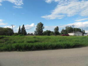 Commercial lot on east side of Nipawin