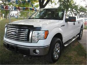 2010 Ford F-150 XLT 4X4 4 DOOR CERTIFIED! INSTANT APPROVAL!