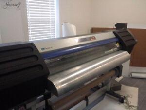 Imprimante grand format Roland SC-545EX printer