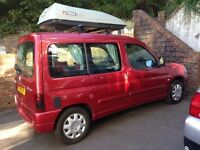 For Sale - Citroen Berlingo Multispace Camper Van