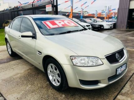 2011 Holden Commodore VE II Omega (D/Fuel) 4 Speed Automatic Sedan Brooklyn Brimbank Area Preview