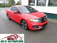 2014 Honda Civic Coupe Si(DEMO KMS!) only $94 weekly!