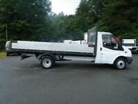 2010 Transit 14ft Dropside