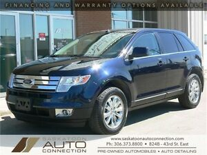 2010 Ford Edge Limited * AWD * LEATHER * REMOTE START * LOW KM *