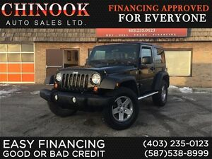 2012 Jeep Wrangler Sport 4x4 2 Door-One Owner,Hard Top,Bluetooth