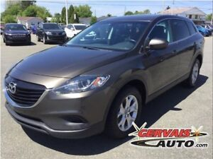 Mazda CX-9 GS-L AWD GPS Cuir Toit Ouvrant MAGS 7 Passagers 2015