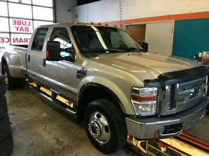 2008 Ford Dually f350 4x4 lariat