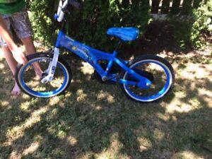 """Skylanders bike 16"""" (for ages 5-8)"""