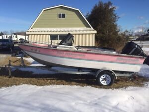 Micro Craft Fishing Boat for Sale