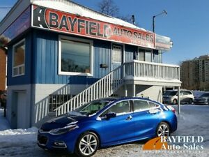 2016 Chevrolet Cruze Premier RS **Navigation/Leather/Sunroof**