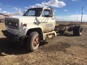 1982 Chevy 3 Ton Cab and Chassis