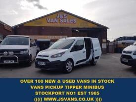 2016 16 FORD TRANSIT CONNECT SWB 1.5 TDCI 2016/16 REG LASTEST MODEL ONLY 25000 M