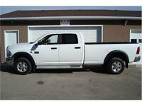 2010 DODGE 3500 SLT CREWCAB LONGBOX DIESEL 4X4 255K ONLY $22,575
