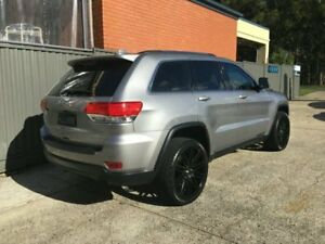 2014 Jeep Grand Cherokee WK MY15 Laredo 4x2 Grey Semi Auto Wagon