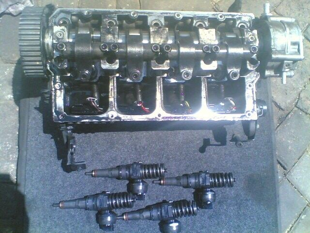 golf 5 1.9tdi cylinder head