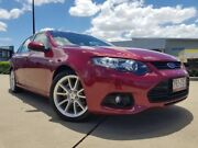 2013 Ford Falcon FG MkII XR6 Red 6 Speed Sports Automatic Sedan Garbutt Townsville City Preview