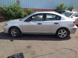 2005 Mazda Mazda3 GS
