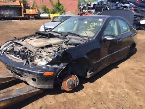 2006 Mercedes C230 just in for parts at Pic N Save!