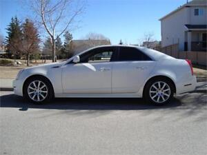 2013 CADILLAC CTS-4 SEDAN LUXURY 3.0L 135K ONLY $17,850.