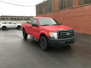 2010 FORD F 150 4WD