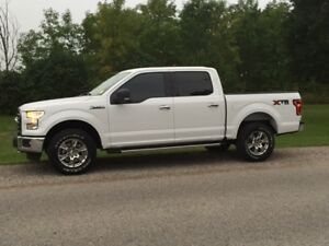 2015 Ford F-150 SuperCrew XTR Pickup Truck